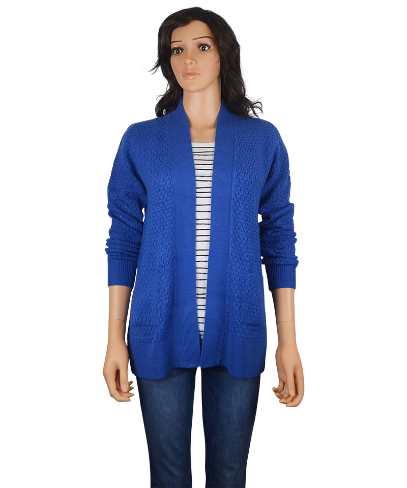 WOMEN'S V-NECK SWEATERS AND V-NECK CARDIGANS. Slip on one of our women's V-neck sweaters in a color that matches your eyes. Made by top-end designers from cozy materials, you can find a sweater or two to wear with your favorite jeans or business attire.